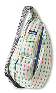 KAVU Rope Bag, Spring Drops, One Size