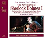 Sir Arthur Conan Doyle The Adventures of Sherlock Holmes, Vol. 1 (Complete Classics)