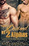 ROMANCE: DESIRED BY TWO ALPHAS (ALPHA MALE BBW MMF MENAGE) (Paranormal Shifter Short Stories)