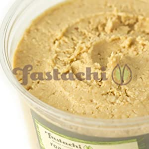 Fastachi® Roasted Cashew Butter (1lb Container)
