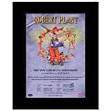 ROBERT PLANT - Band of Joy Matted Mini Poster - 28.5x21cm