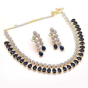 gemstone blue sapphire ruby emerald cz tanishq