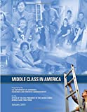 img - for Middle Class in America book / textbook / text book