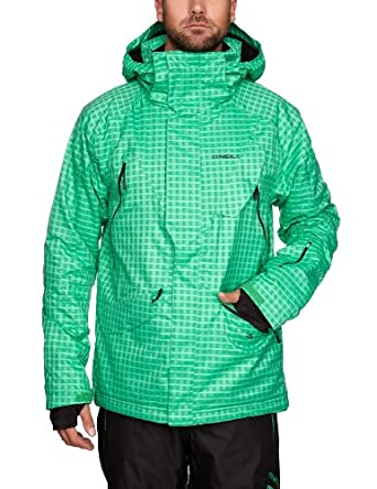 O'Neill Explore Torx Men's Jacket Mundaka Green Large