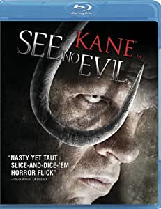 See No Evil [Blu-ray] [Import]