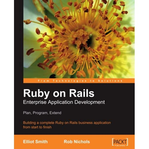 Ruby on Rails Enterprise Application Development