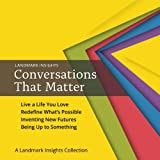 img - for Landmark Insights: Conversations That Matter: A Landmark Insights Collection book / textbook / text book