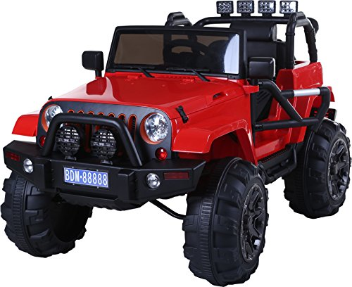rocket-wrangler-4x4-12v-electric-battery-ride-on-jeep-red