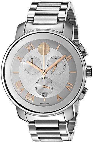 Cronógrafo reloj Unisex Movado Bold 3600205