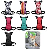 Middle Size Adjustable Pet Vehicle Safety Chest Strap .