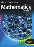 img - for Holt McDougal Mathematics: Student Edition Grade 7 2012 book / textbook / text book