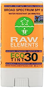Raw Elements Sunscreen Eco Tint Stick 30