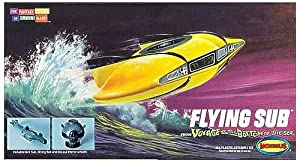 Voyage to the Bottom of the Sea Mini Flying Sub