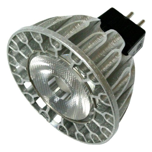 Soraa 00129 - 10.4 Watt - Led - Mr16 - 40 Watt Equal - 4250 Candlepower - 3000 Kelvin - 80 Color Rendering - 14 Deg. Spot