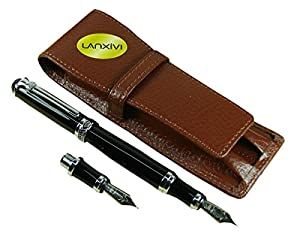 Lanxivi duke fountain pen interchangeable Calligraphy pen amazon