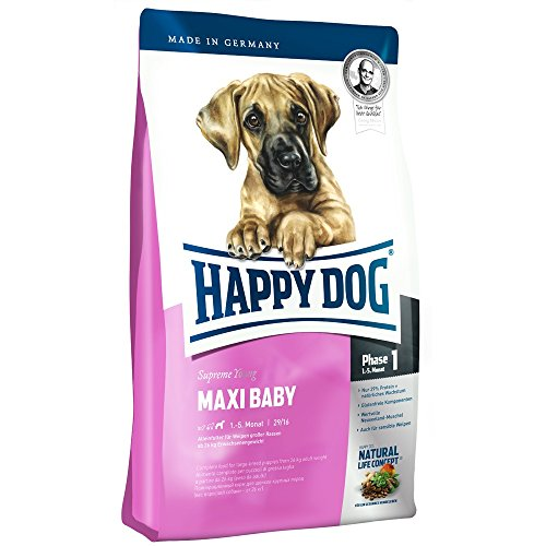 Happy Dog 3425 Supreme Young Maxi Baby 15 kg