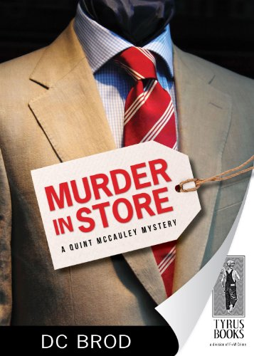 Murder in Store (Quint McCauley Mystery)