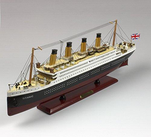 Nauticalia-Holz-Modellschiff-RMS-Titanic-Lnge-55cm