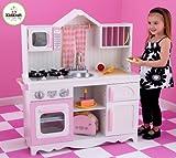 KidKraft-53222-Moderne-Bauernkche-Spielkche-aus-Holz-fr-Kinder