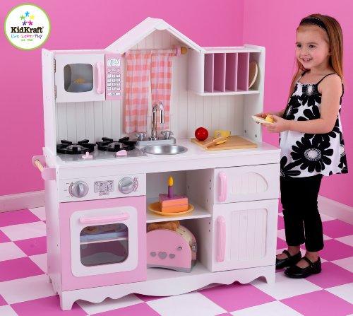 KidKraft Modern Country Kitchen Set