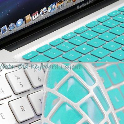 Blue Mac Keyboard Cover