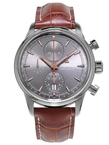 Alpina Alpiner Chronograph Mens Watch AL-750VG4E6