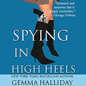 Spying in High Heels Audiobook