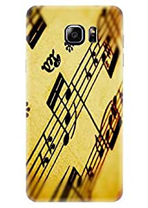Spygen Premium Quality Designer Printed 3D Lightweight Slim Matte Finish Hard Case Back Cover For Samsung Galaxy Grand Note 5