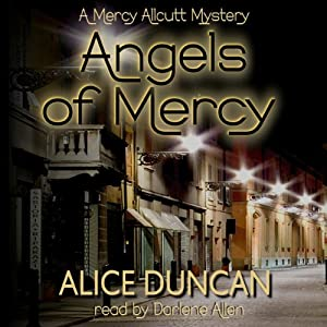 Angels of Mercy Audiobook