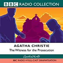 The Witness for the Prosecution (Dramatised) Radio/TV Program by Agatha Christie Narrated by  uncredited