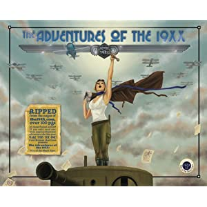 The Adventures of the 19XX cover