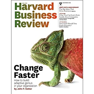 Harvard Business Review, November 2012 Periodical