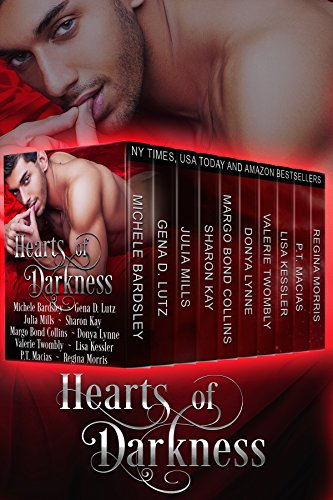Pre-order now and ten delicious tales of paranormal romance will be automatically delivered to your Kindle just in time for Halloween: Hearts Of Darkness Boxset