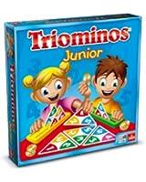 Goliath - 60627.012 - Jeux De Société Famille - Triominos Junior