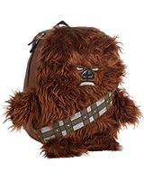 Star Wars Chewbacca 16 inch Backpack (Brown Star Wars Chewbacca)