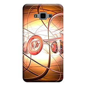 CaseLite Premium Printed Mobile Back Case Cover With Full protection For Samsung Grand Max / Grand 3 (Designer Case)