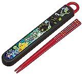 スケーター 箸 箸箱 セット スライド式 16.5cm ポケモン XY&Z ABS2AM