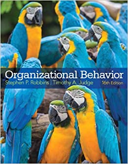 organizational behavior 13th edition robbins and judge Essentials of organizational behavior, 13th ed by timothy a judge & stephen p robbins softcover new brand new, paperback international edition black & white.