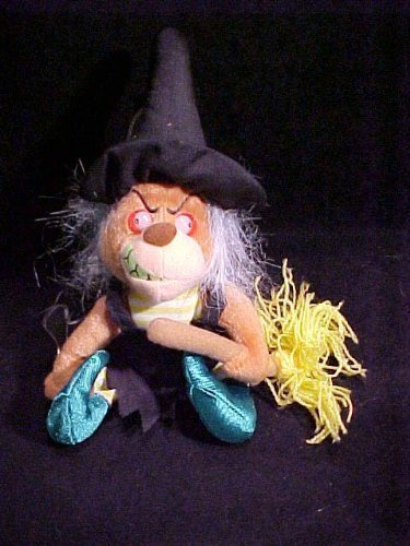 Halloween Meanies, Bearwitched - 1