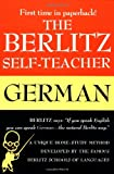 Berlitz Self-Teacher: German (0399513221) by Berlitz Editors