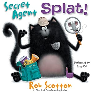 Secret Agent Splat! | [Rob Scotton]