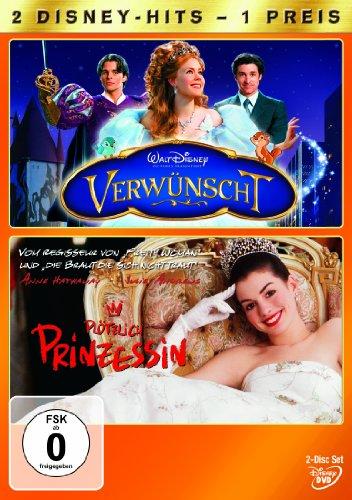 Verwünscht / Plötzlich Prinzessin [2 DVDs]
