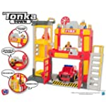 Tonka Town Fire Station Toy
