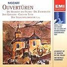 Mozart: Ouvert�ren