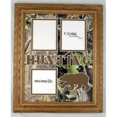 Amazon.com - 11x14 / REALTREE camo mat hunting collage ...