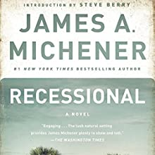 Recessional: A Novel (       UNABRIDGED) by James A. Michener Narrated by Larry McKeever