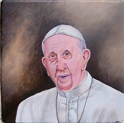 pope-francis-oil-on-saltillo-tile-12x12