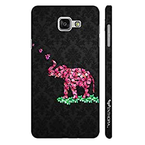 Enthopia Designer Hardshell Case Elephant Art 5 Back Cover for Samsung Galaxy A5(2016)