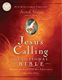Jesus Calling Devotional Bible, NKJV: Enjoying Peace in His Presence (Signature)