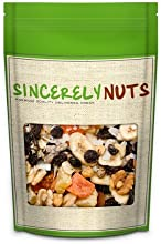Sincerely Nuts Cr232me Brulee Trail Mix 1 LB - Mijou Peanuts Peanus Butterscotch Chips Vanilla Chips